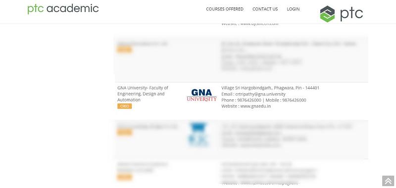 GNA partner PTC USA