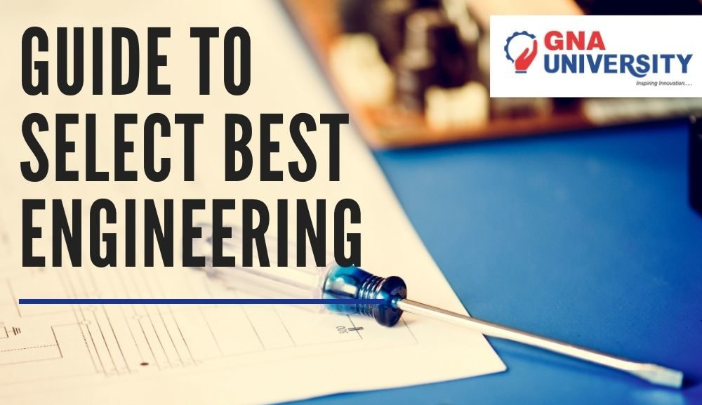 Guide to choose best engineering branch