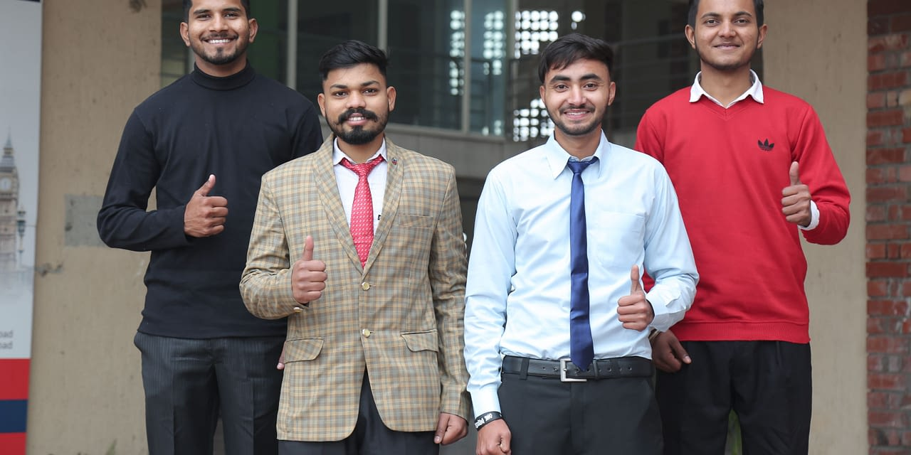 GNA University's Engineers Grabbed JBMI Placements