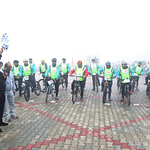 Cycling Marathon organized by GNA University