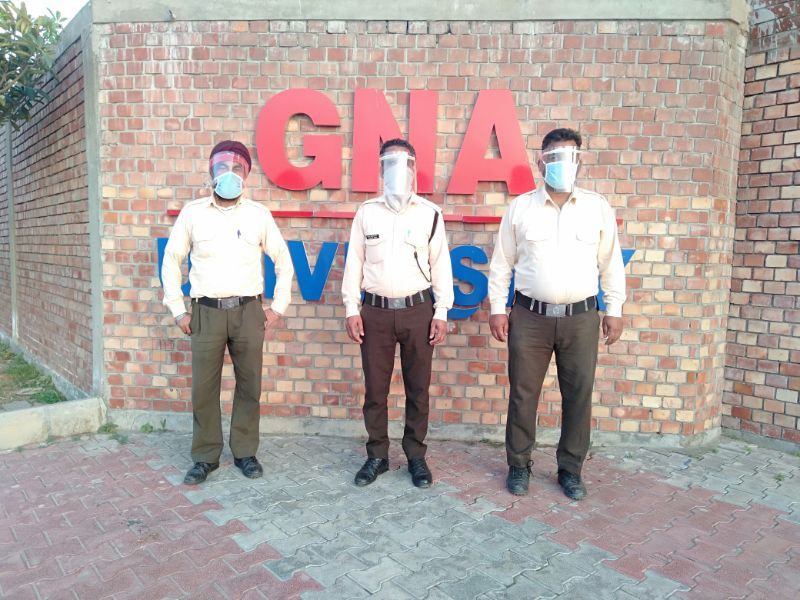Face Shields Developed to Fight COVID-19
