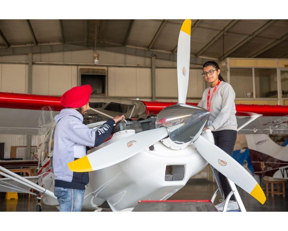 b tech in aerospace engineering