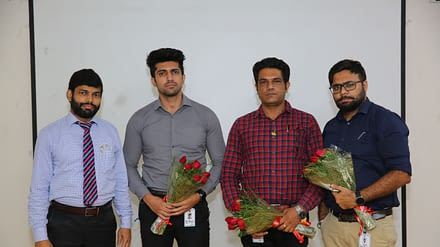 GNA University Nails Campus Placement Drive @ New Swan Group