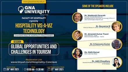 Hospitality viz-a-viz Technology:  Changing Role of Hospitality Practitioner