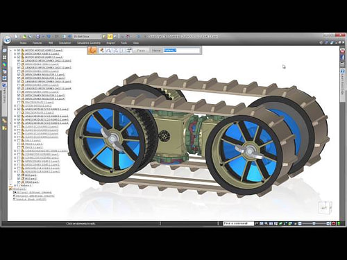 engineer working on CAD advantages 3d