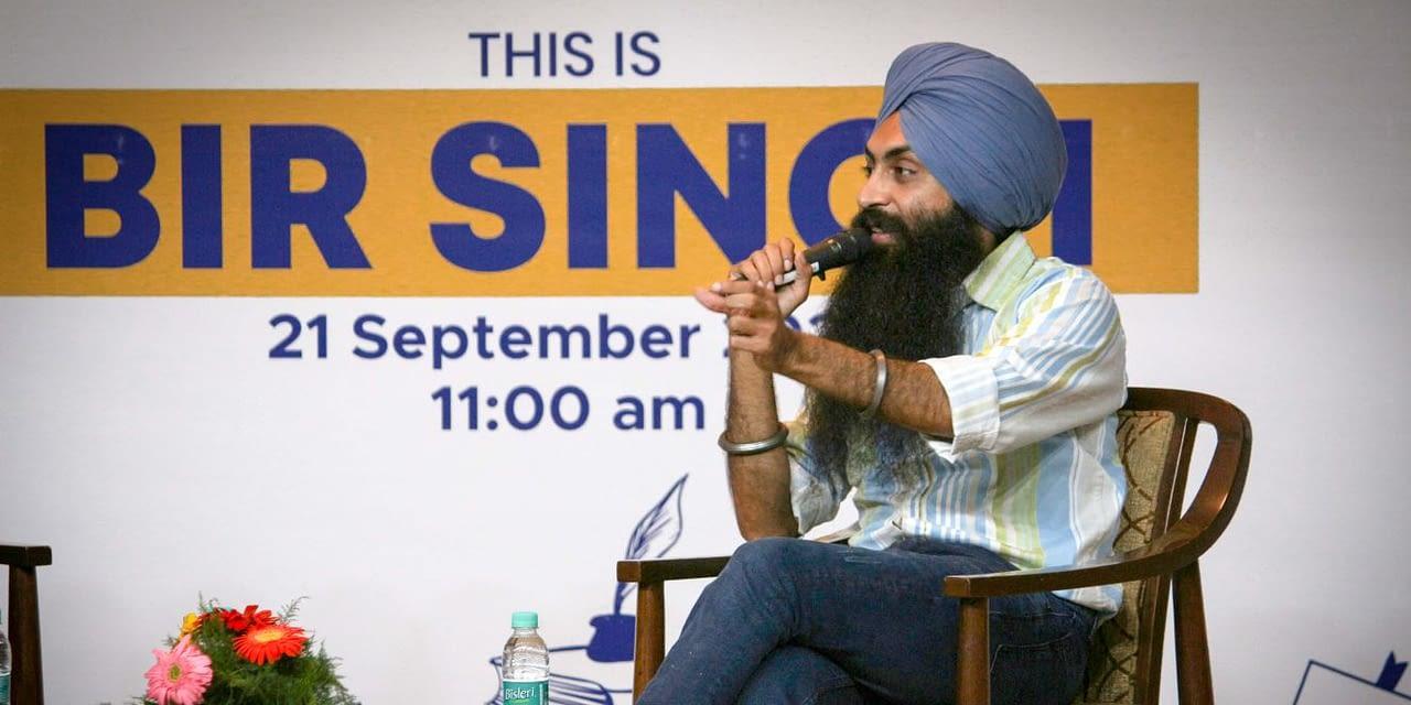 "This is ""Bir Singh"" Success Talk"