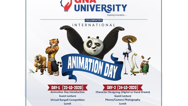 Celebration of Animation Day