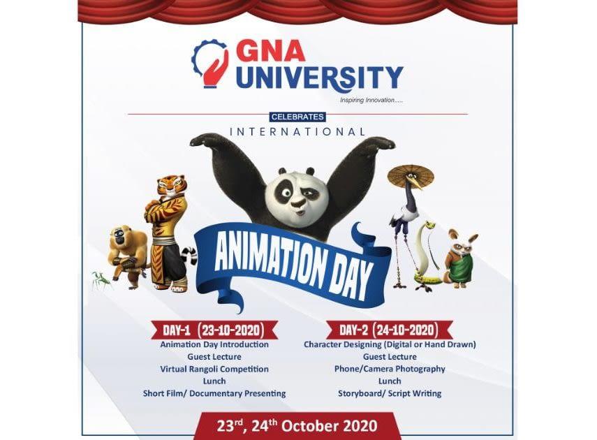 Celebration of Animation Day