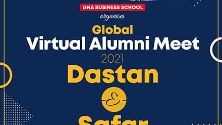 "Global Virtual Alumni Meet 2021 ""Dastan-E-Safar"""