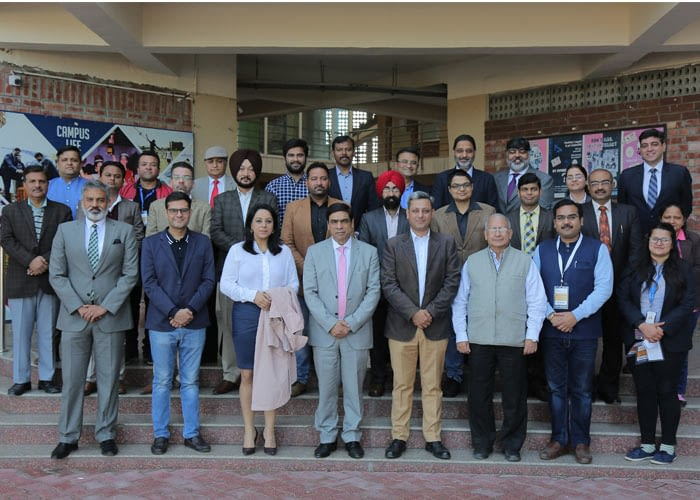 """GNA University in collaboration with cii organized a conclave on """"Emerging manpower trends 4.0"""""""