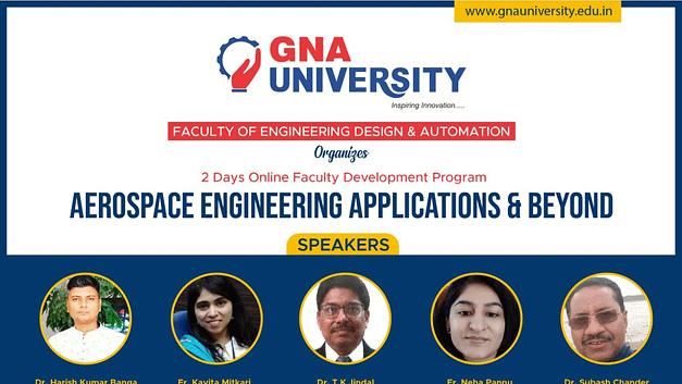 FDP on Aerospace Engineering Application & Beyond