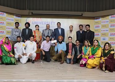 Kshitiz 2020- An Annual Inter College Event @ GNA University