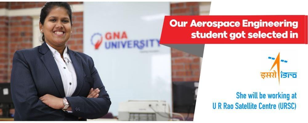 Best Aerospace engineering University in Punjab