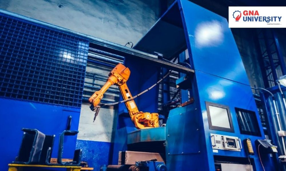 Robotics engineering Punjab
